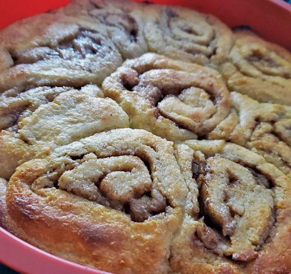 Image ofLow Carb Mama's Cinnamon Buns