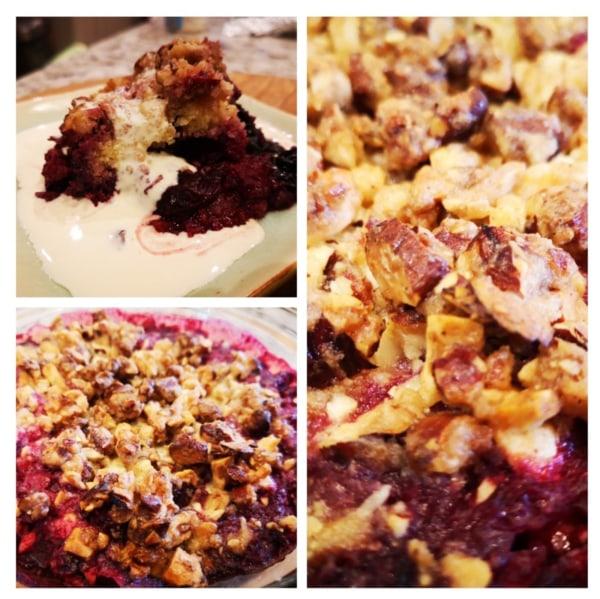 Image ofBerry Cake Granola Crumble
