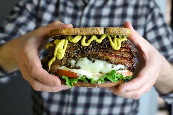Image of Pastrami Burger
