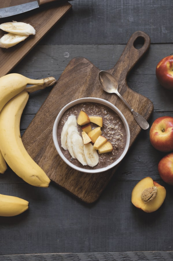 Image of Brownie Overnight Oats