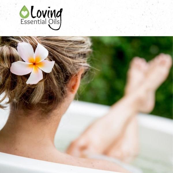 Image ofDIY Essential Oil Detox Baths