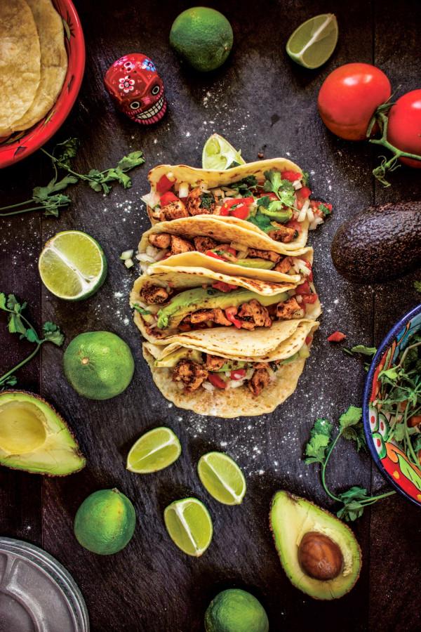 Image of Tacos mit Poulet