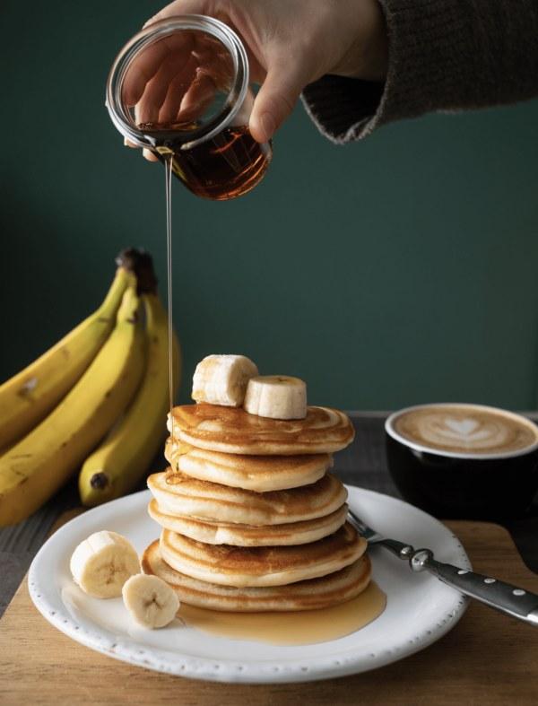 Image of Banana Pancakes