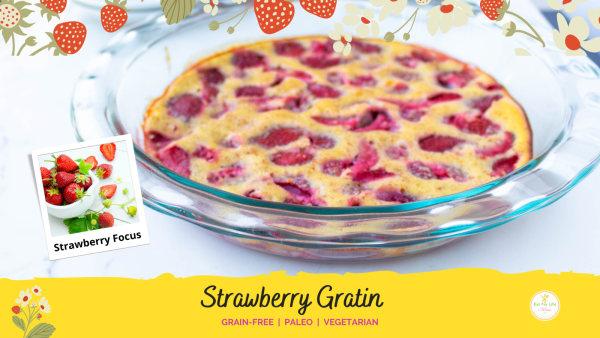 Image of Strawberry Gratin