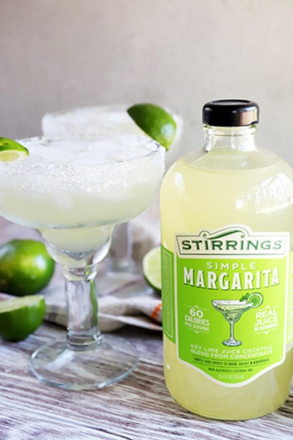 Image ofSimple Margarita Recipe