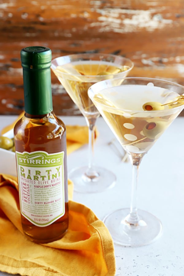 Image ofSimple Dirty Martini