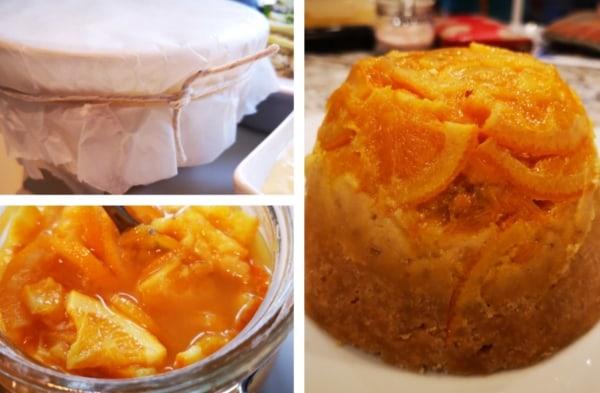 Image ofMarmalade Suet Pudding