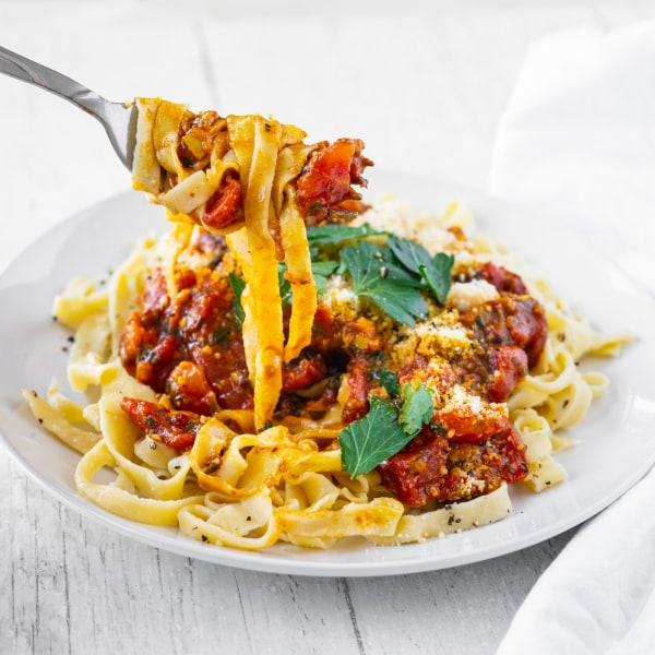 Image ofQuick & Easy Pasta