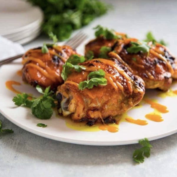 Image ofApricot Chicken with a Hint of Ginger