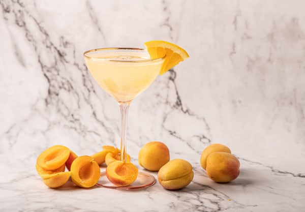 Image of Peach Fizz