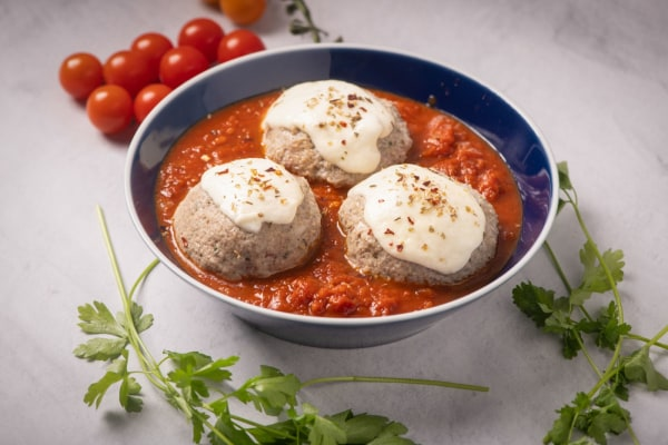 Image ofCheesy Italian Meatballs