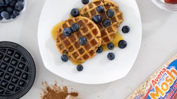 Image ofAvena Waffles