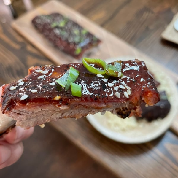 Image ofSweet Sticky Asian Ribs