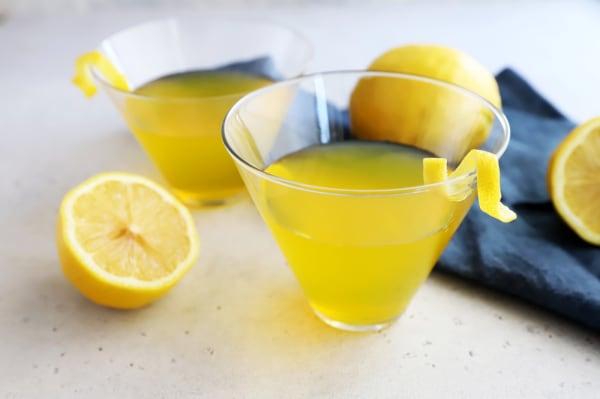 Image ofSimple Lemon Drop Martini