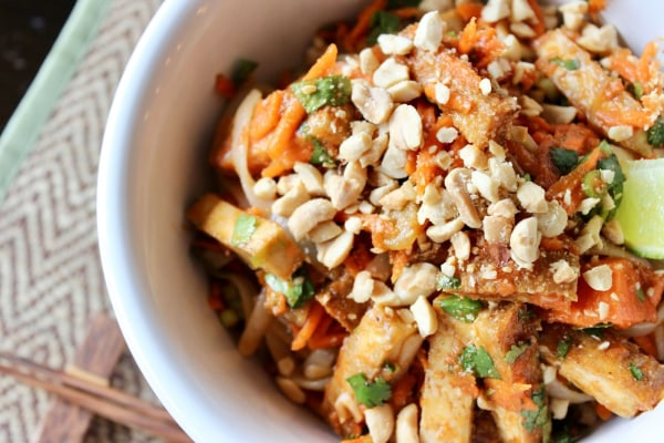 Image of Perfect Phad Thai Salad