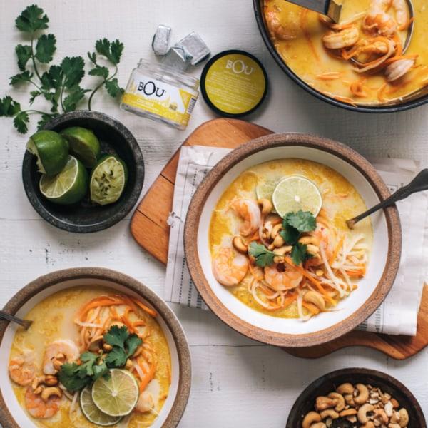 Image ofThai Shrimp Soup