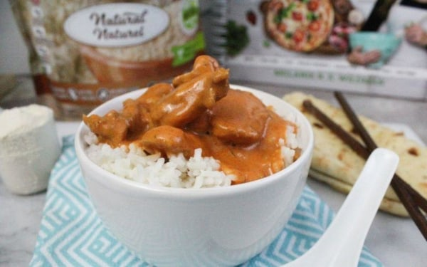 Image ofNutralean Butter Chicken - Easier Than Takeout!