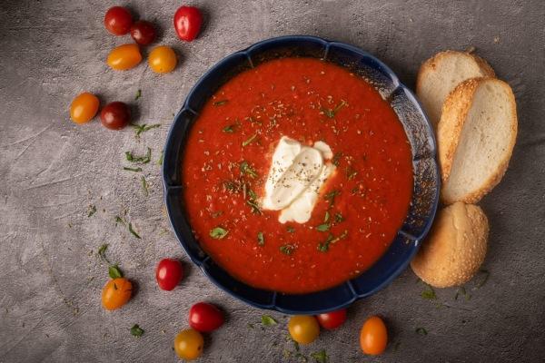 Image of Fresh Tomato Soup