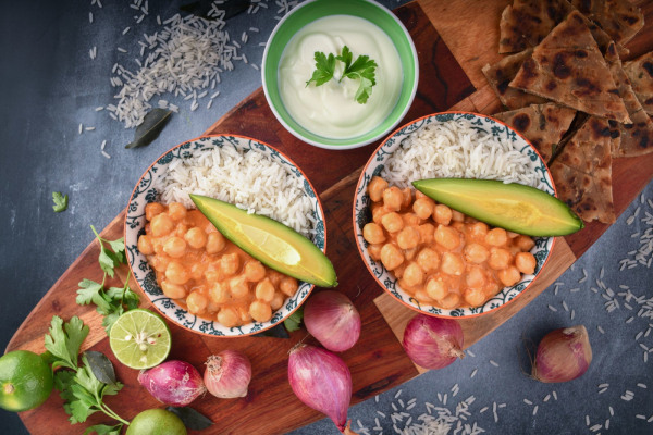 Image of Chickpea Curry
