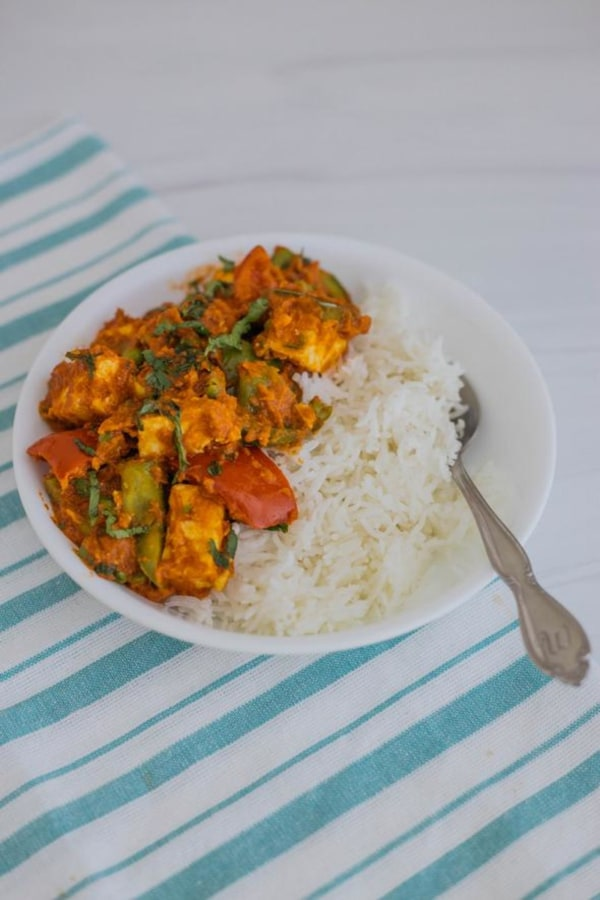 Image ofEasy Indian Paneer