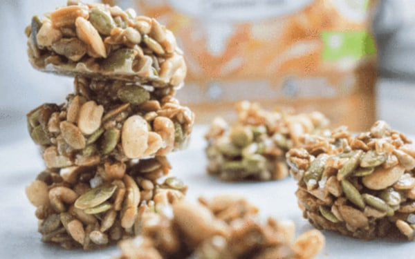 Image ofSweet & Salty Sugar-Free Seed Clusters