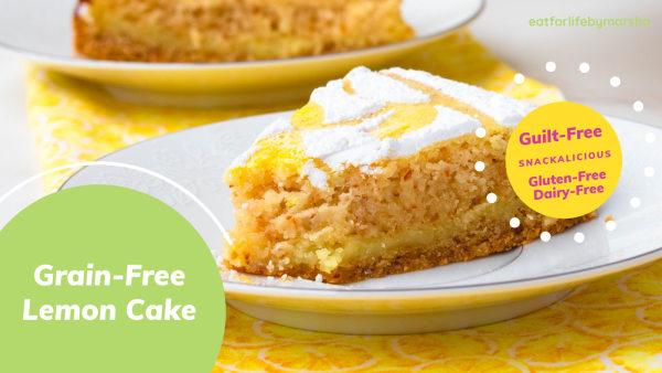 Image ofSnackalicious Lemon Cake