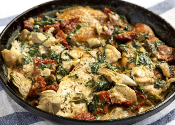 Image of Russian Style Chicken