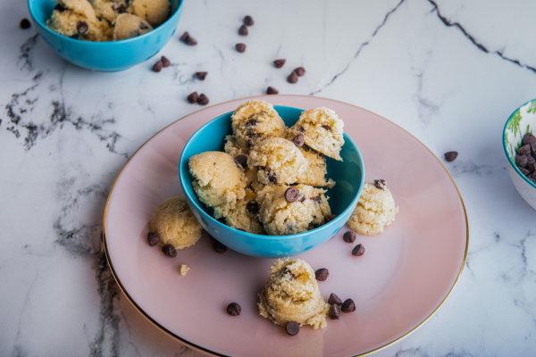 Image ofKeto Chocolate Chip Cookie Dough