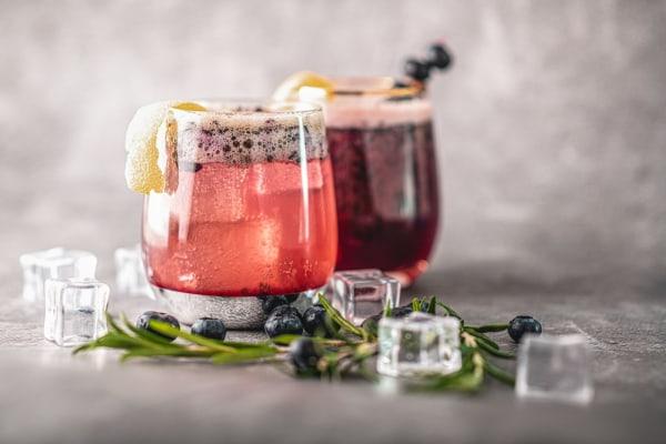 Image ofBlueberry Rosemary Cooler