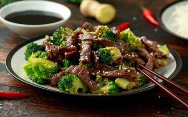 Image ofKeto Beef and Broccoli Stir Fry