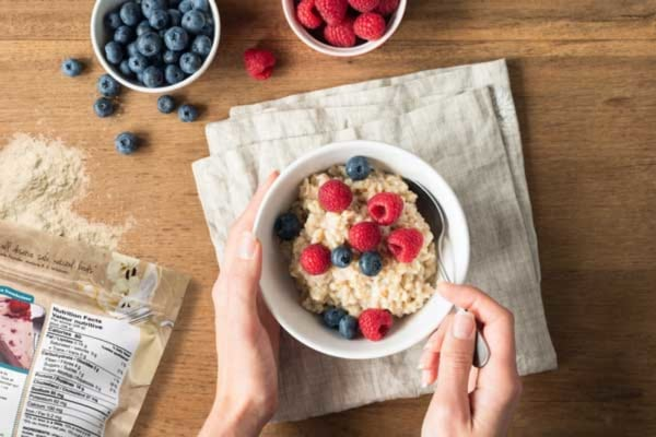 Image ofProtein Quick Oats Made Healthier (and Even More Delicious!)