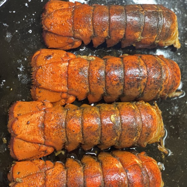 Image ofBaked Lobster Tails