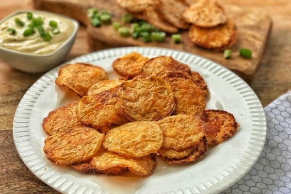 Image ofLow Carb Crispy Protein Chips