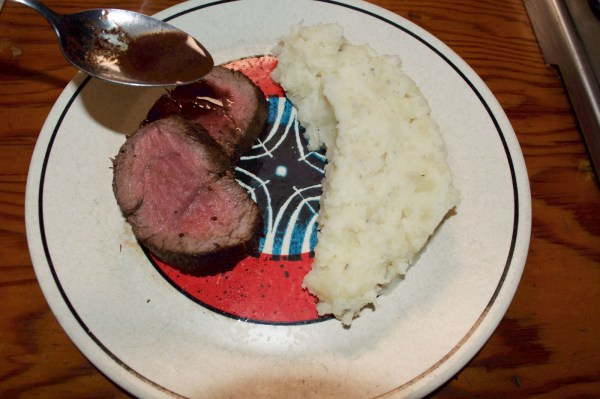 Image ofPerfect Pan Seared Chateaubriand With Red Wine Shallot Sauce
