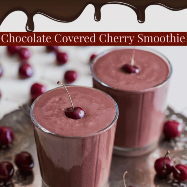 Image of Chocolate Covered Cherry Smoothie