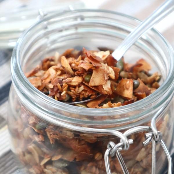Image ofCinnamon Crunch (Nut Free Granola)