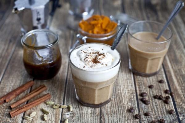 Image ofVegan Pumpkin Spiced Latte