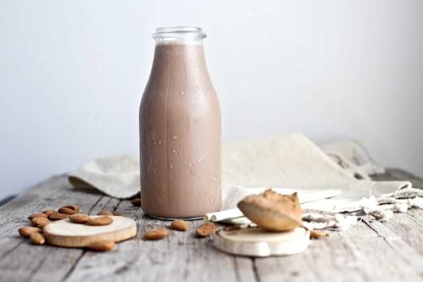 Image ofChocolate Almond Milk
