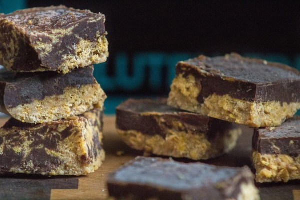 Image ofNo-Bake Vegan Chocolate Cornflake Squares
