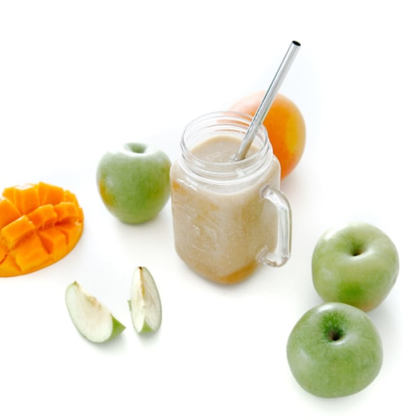 Image of Apple, Pear & Turmeric Super Smoothies for Kids