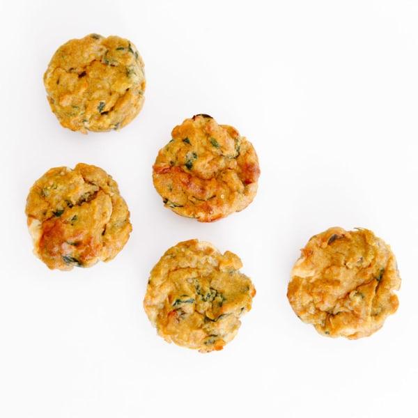 Image of Nourishing Veggie Muffins