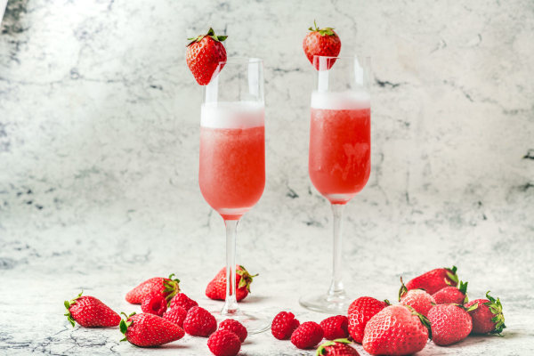 Image of Summer Berry Frosé