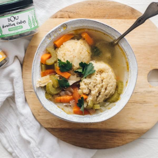 Image ofMatzo Ball Soup