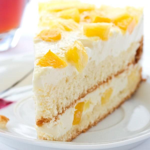 Image ofPina Colada Cake
