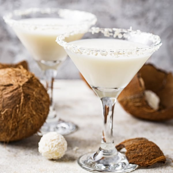 Image ofFrozen Hawaiian Martini
