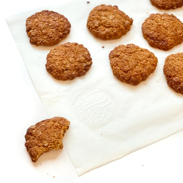 Image of Nourishing Anzac Biscuits