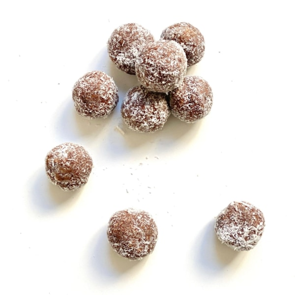 Image of Choc Peanut Bliss Balls