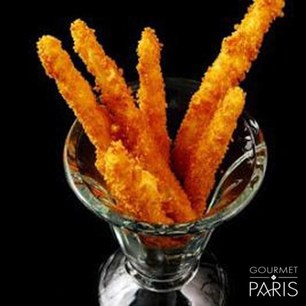 Image ofWhite Asparagus Deep Fried