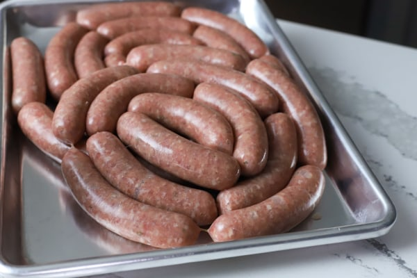 Image ofApple Pie Breakfast Sausage Link