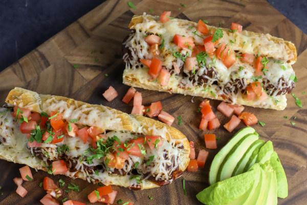 Image of Enchilada Meatball Sub